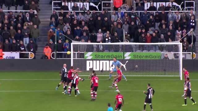 «Ньюкасл Юнайтед» — «Саутгемптон». Обзор матча. АПЛ 19/20. 16-й тур
