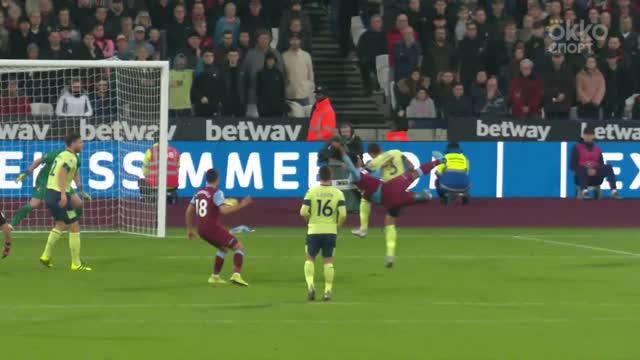 «Вест Хэм Юнайтед» — «Борнмут». Обзор матча. АПЛ 19/20. 21-ый тур