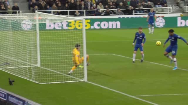 «Ньюкасл Юнайтед» — «Челси». Обзор матча. АПЛ 19/20. 24-ый тур