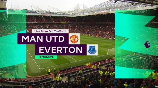 «Манчестер Юнайтед» — «Эвертон». Обзор матча. АПЛ 19/20. 17-й тур