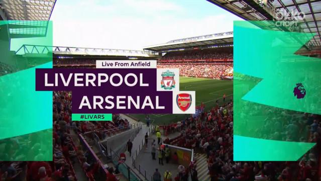 Highlight матча Ливерпуль - Арсенал