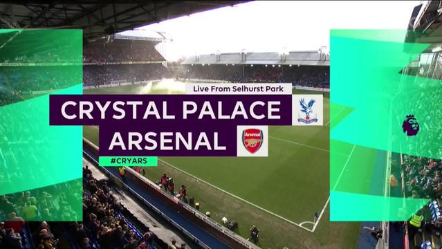 «Кристал Пэлас» — «Арсенал». Обзор матча. АПЛ 19/20. 22-ой тур