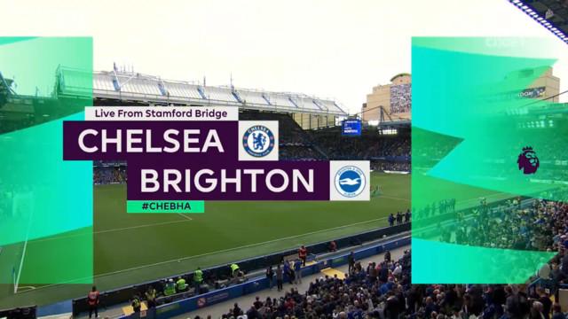 Обзор матча Челси - Брайтон