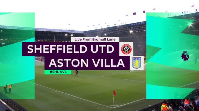 «Шеффилд Юнайтед» — «Астон Вилла». Обзор матча. АПЛ 19/20. 17-й тур