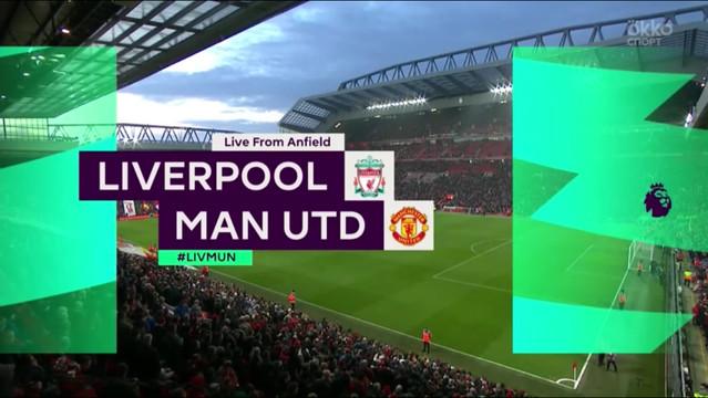 «Ливерпуль» — «Ман. Юнайтед». Обзор матча. АПЛ 19/20. 23-й тур