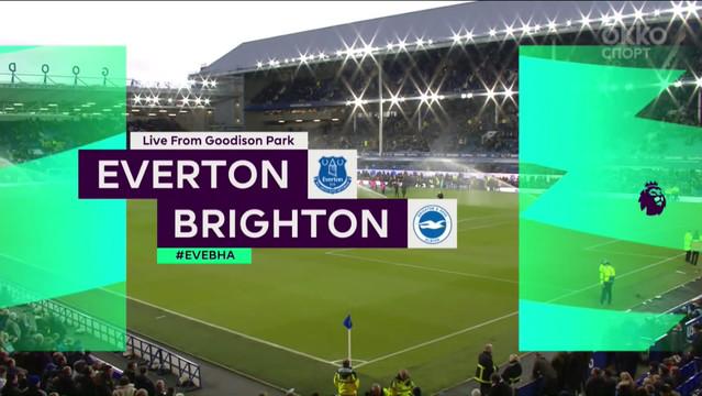 «Эвертон» — «Брайтон». Обзор матча. АПЛ 19/20. 22-ой тур