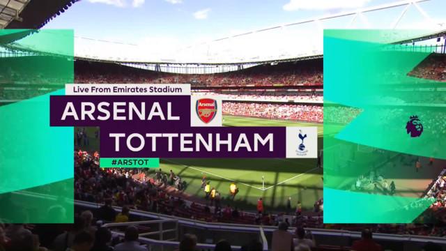 Highlight матча Арсенал - Тоттенхэм