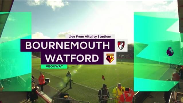 «Борнмут» — «Уотфорд». Обзор матча. АПЛ 19/20. 22-й тур